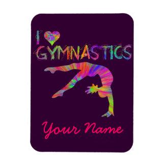 De Gymnastiek van de dans juicht Magneten Flexi to