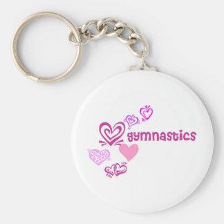 De Gymnastiek van de liefde Sleutelhanger