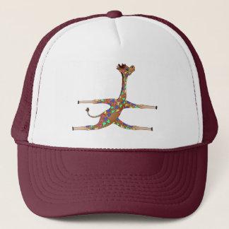 De Gymnastiek van de regenboog door Happy Juul Trucker Pet