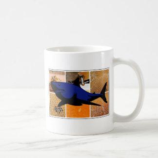 De Haai van de honing Koffiemok