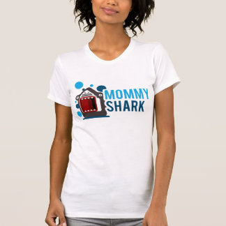 De Haai van de mama T Shirt