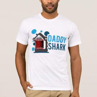 De Haai van de papa T Shirt