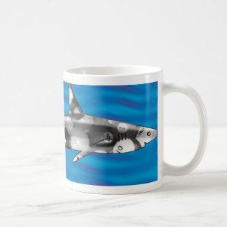 De Haai van de pool Koffiemok