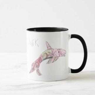 De Haai van Sharky - de Kinder Mok van Combo van