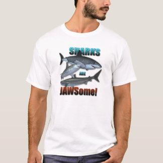 De haaien zijn JAWSome! T Shirt