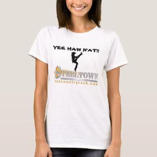 De HAGEDOORN N'AT van Steeltown YEE! Het Baby van T Shirt