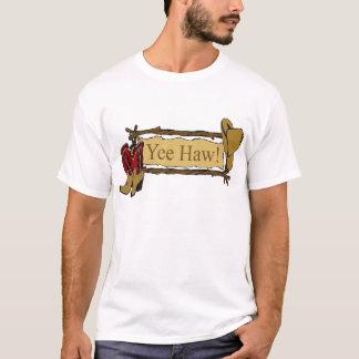 De Hagedoorn van Yee! Westerne T-shirt
