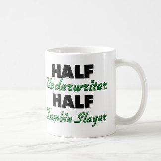 De halve Moordenaar van de Zombie van de Borg Koffiemok