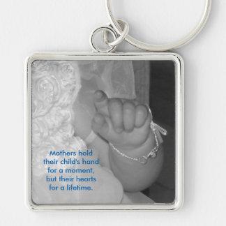 De Hand Keychain van het kind Sleutelhanger