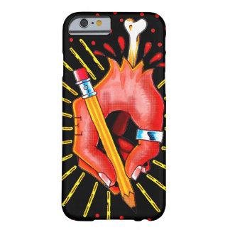 De Hand van de Kunstenaar van het tattoo - 6/6s Barely There iPhone 6 Hoesje