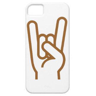 De Hand van het metaal Barely There iPhone 5 Hoesje