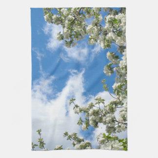 De Handdoek van bloemen