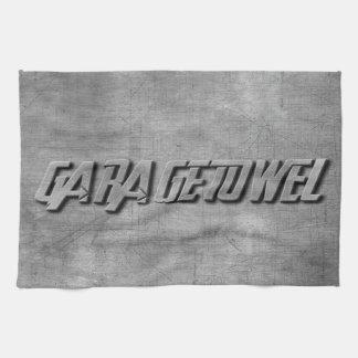 De Handdoek van de garage