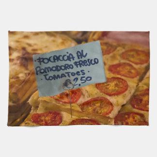 De Handdoek van de keuken - Italiaanse Pizza