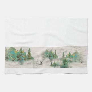De Handdoek van de Keuken van de Gunst van de