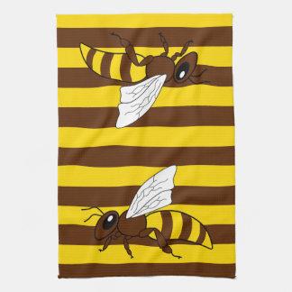 De Handdoek van de Keuken van de honingbij