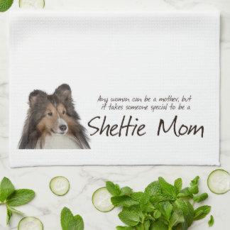 De Handdoek van de Keuken van het Mamma van Shelti