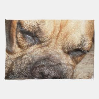 De Handdoek van de Keuken van het Puppy van de mas