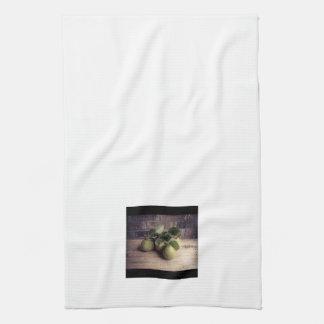 De Handdoek van de Keuken van vijf Peren