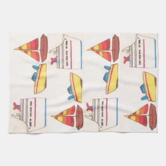 De Handdoek van de Parade van de boot