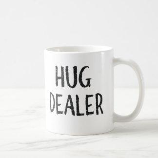 De Handelaar van de omhelzing Koffiemok