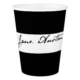 De Handtekening van Jane Austen