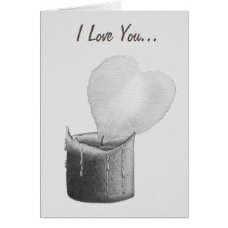 de hart gestalte gegeven zwart-wit liefde van de briefkaarten 0