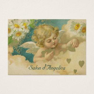 De Harten van de engelwortel & de Elegante Mollige Visitekaartjes