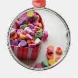 De Harten van het Snoep van de Valentijnsdag