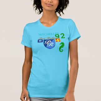 De Haven Richman Nummer 92 van PR Seychellen die T Shirt