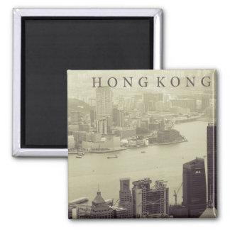 De Haven van Hong Kong Magneet