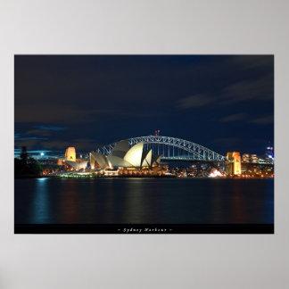 De Haven van Sydney Poster