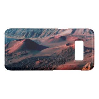 De Hawaiiaanse Gebieden van de Krater van de Case-Mate Samsung Galaxy S8 Hoesje