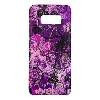 De Hawaiiaanse Orchidee van het Kant van Wahine Case-Mate Samsung Galaxy S8 Hoesje