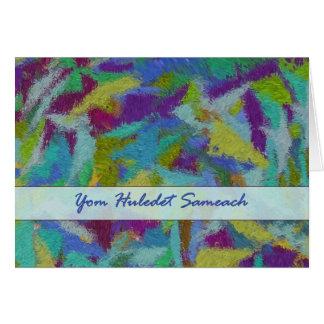 De Hebreeuwse Kaart van de Impressionist van de