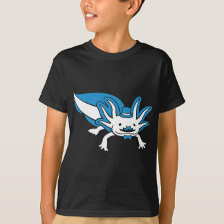 De heer Axolotl T Shirt