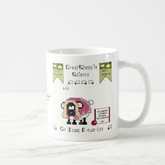 De heer Isaac N-ewe-ton Coffee Mug Koffiemok