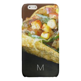de heerlijke Mexicaanse foto van Taco's Glossy iPhone 6 Hoesje