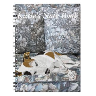 De Hefboom Russell van de slaap Notitieboek