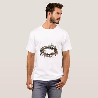 De Heilige Kroon van de Christelijke T-shirt van