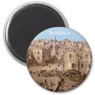 De heilige Stad van Bethlehem Magneet