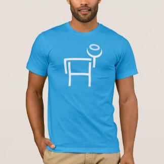 De heilige T-shirt van het Raadsel van de Koe