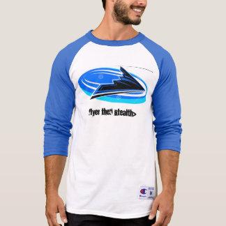 De Heimelijkheid van de vlieger toen T Shirt