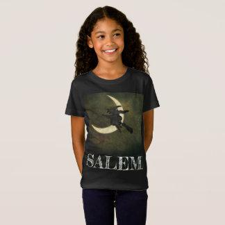 De Heks die van Salem Massachusetts op T Shirt