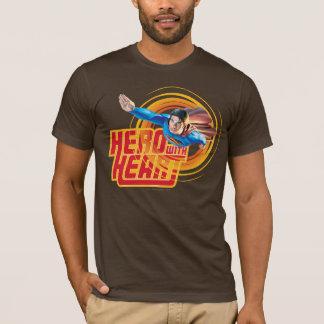 De Held van de superman met Hart T Shirt