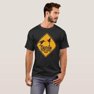 De Helden die van de voorzichtigheid vooruit het T Shirt