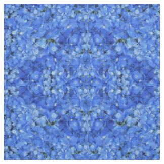 De heldere Blauwe Doek van het Patroon van de Stof