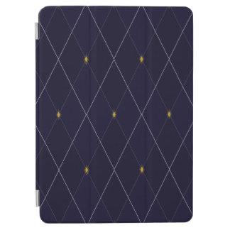"De heldere Marine Argyle 9.7 van de Diamant "" iPad Pro Cover"