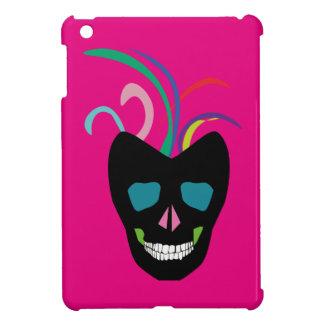 De heldere Schedel van de Suiker iPad Mini Hoesjes