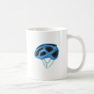 De Helm van de fiets Koffiemok